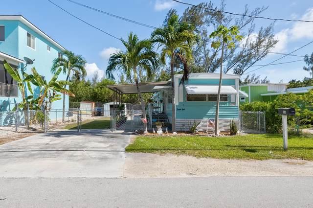 154 Garden Street, Key Largo, FL 33070 (MLS #596457) :: The Mullins Team
