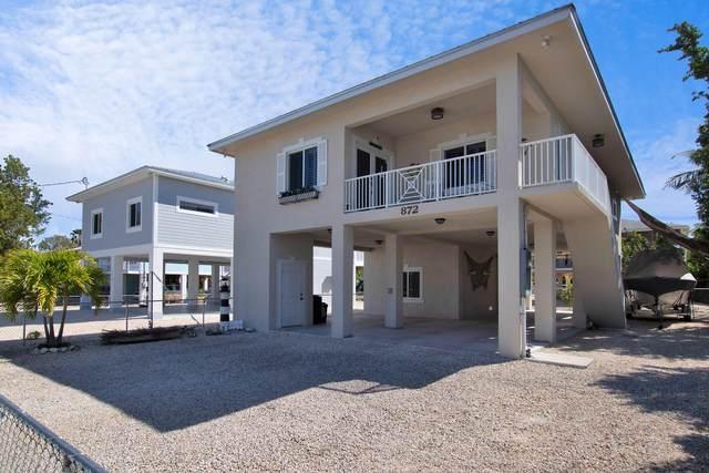 872 La Paloma Road, Key Largo, FL 33037 (MLS #596476) :: KeyIsle Group