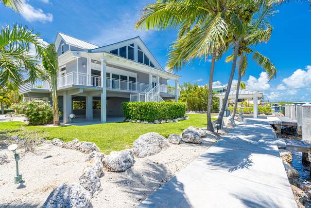 620 Island Drive, Key Largo, FL 33037 (MLS #596479) :: Coastal Collection Real Estate Inc.