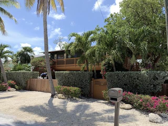 136 Palermo Drive, Plantation Key, FL 33036 (MLS #596485) :: Key West Luxury Real Estate Inc