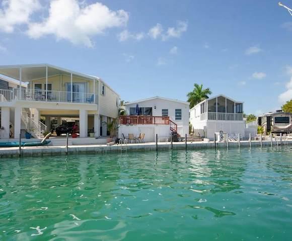 701 Spanish Main Drive #174, Cudjoe Key, FL 33042 (MLS #596497) :: Key West Luxury Real Estate Inc