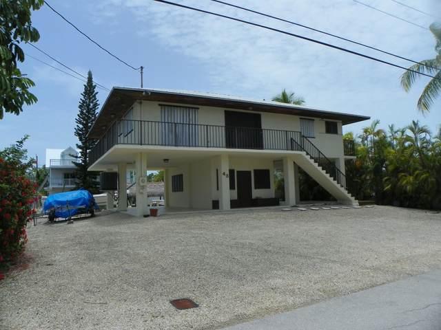 43 N Blackwater Lane, Key Largo, FL 33037 (MLS #596541) :: Coastal Collection Real Estate Inc.