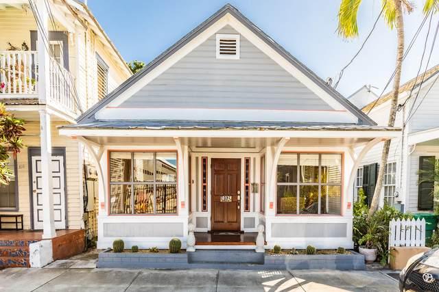 812 Olivia Street, Key West, FL 33040 (MLS #596543) :: Coastal Collection Real Estate Inc.