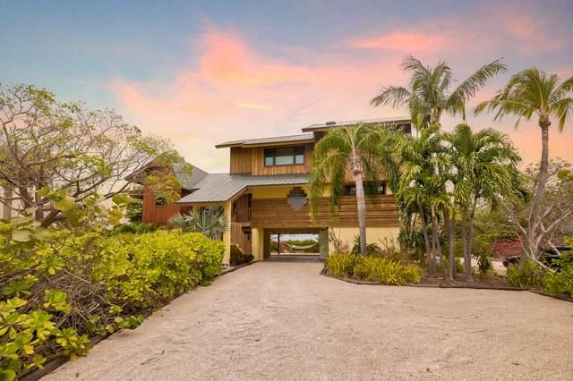 100 Pirates Cove Drive, Marathon, FL 33050 (MLS #596545) :: Coastal Collection Real Estate Inc.