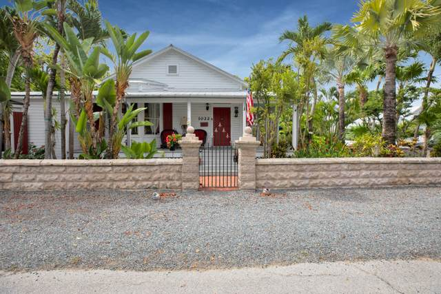 1022 Catherine Street, Key West, FL 33040 (MLS #596588) :: Key West Luxury Real Estate Inc