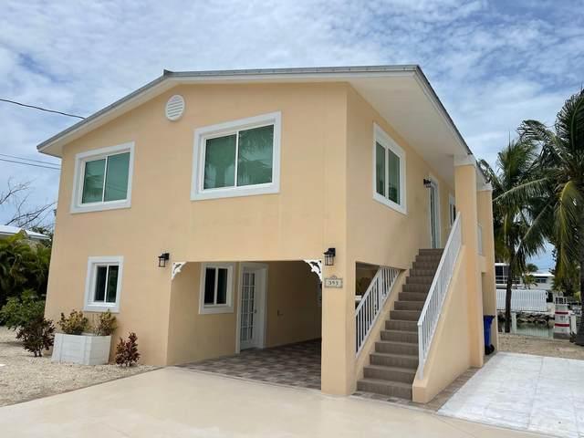 395 Palm Drive, Lower Matecumbe, FL 33036 (MLS #596590) :: Jimmy Lane Home Team