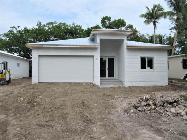 640 Colson Drive, Key Largo, FL 33037 (MLS #596597) :: Jimmy Lane Home Team