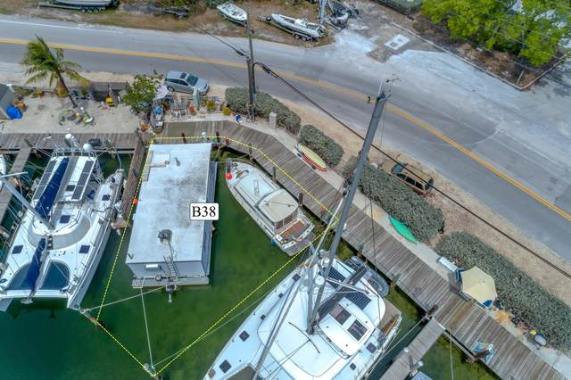35 Sombrero Boulevard B38, Marathon, FL 33050 (MLS #596606) :: Key West Vacation Properties & Realty