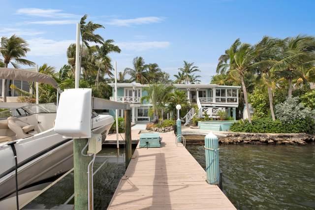 16 North Drive, Key Largo, FL 33037 (MLS #596608) :: Coastal Collection Real Estate Inc.