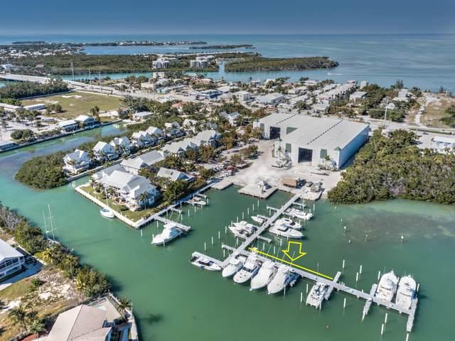 12399 Overseas Highway #49, Marathon, FL 33050 (MLS #596621) :: Coastal Collection Real Estate Inc.