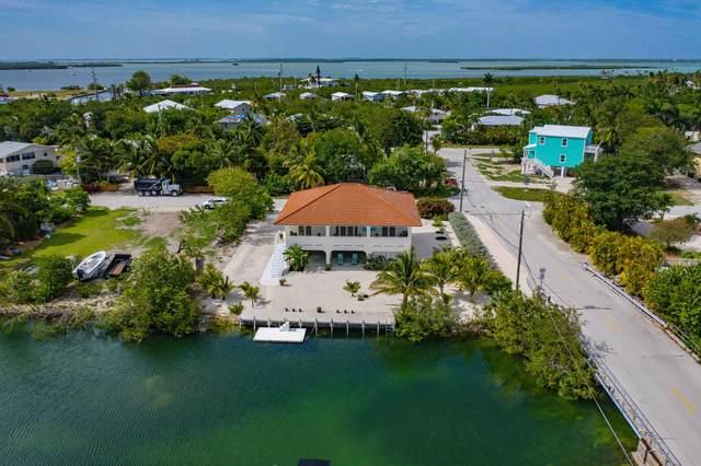 142 Venetian Way, Sugarloaf Key, FL 33042 (MLS #596626) :: Coastal Collection Real Estate Inc.