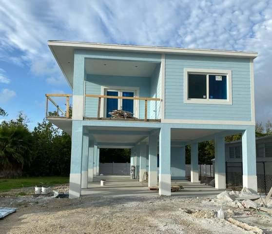 554 Gordon Circle, Key Largo, FL 33037 (MLS #596659) :: Coastal Collection Real Estate Inc.