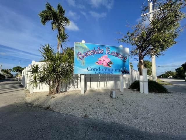 55 Boca Chica Road #462, Big Coppitt, FL 33040 (MLS #596668) :: Expert Realty