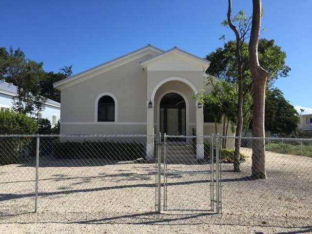 432 4Th Road, Key Largo, FL 33037 (MLS #596716) :: Brenda Donnelly Group