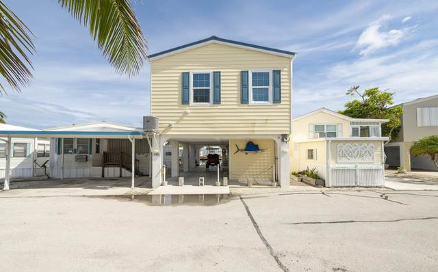 55 Boca Chica Road #414, Big Coppitt, FL 33040 (MLS #596719) :: Key West Vacation Properties & Realty
