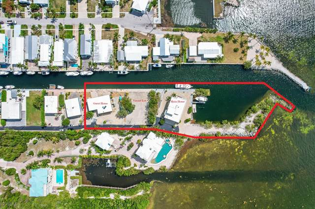 20 Poisonwood Road, Key Largo, FL 33037 (MLS #596738) :: Jimmy Lane Home Team