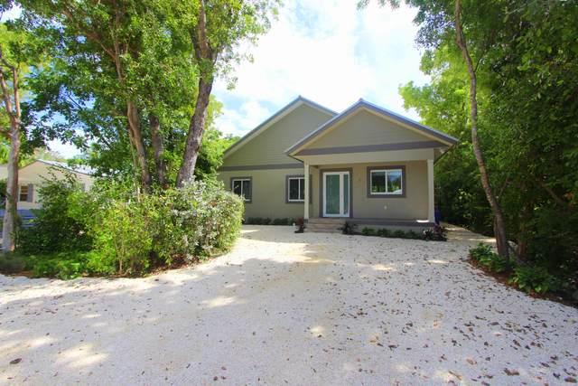 2 Sunset Road, Key Largo, FL 33037 (MLS #596763) :: Infinity Realty, LLC