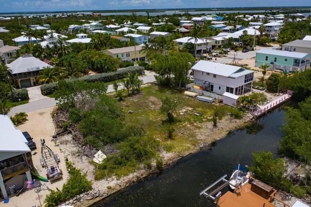 22872 Buccaneer Lane, Cudjoe Key, FL 33042 (MLS #596766) :: The Mullins Team