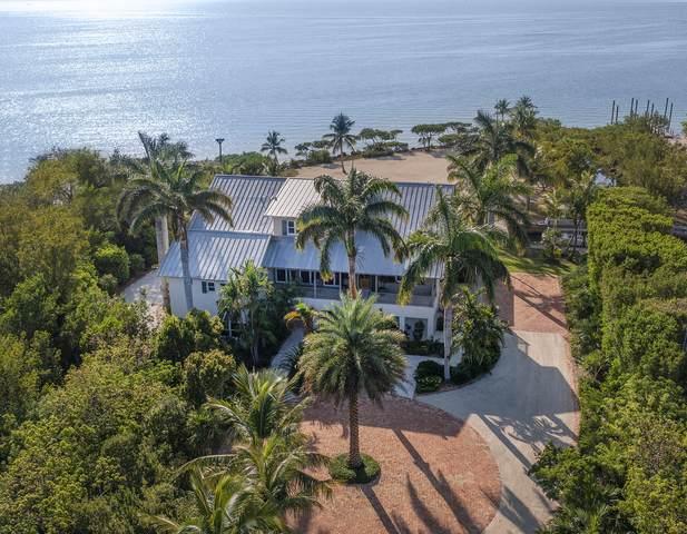 75992 Overseas Highway, Lower Matecumbe, FL 33036 (MLS #596797) :: BHHS- Keys Real Estate