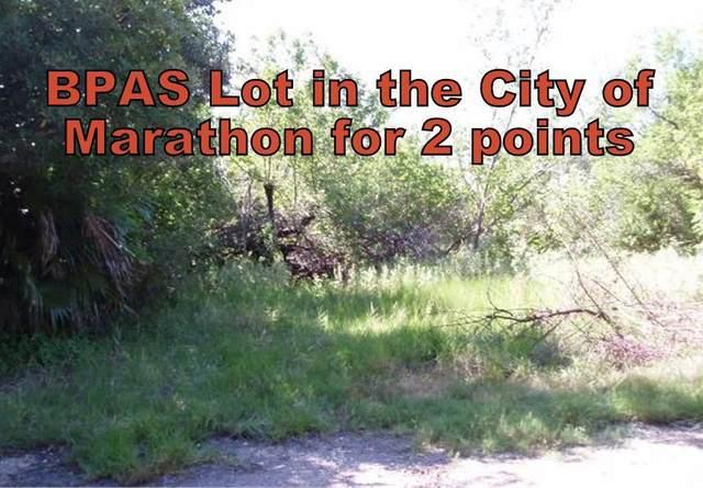 Lot 15 Croton Avenue, Marathon, FL 33050 (MLS #596803) :: KeyIsle Group