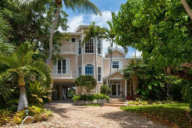 100 Bayview Isle Drive, Plantation Key, FL 33036 (MLS #596805) :: Jimmy Lane Home Team