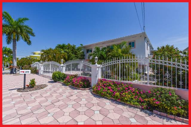 279 E Caribbean Drive, Summerland Key, FL 33042 (MLS #596839) :: Infinity Realty, LLC