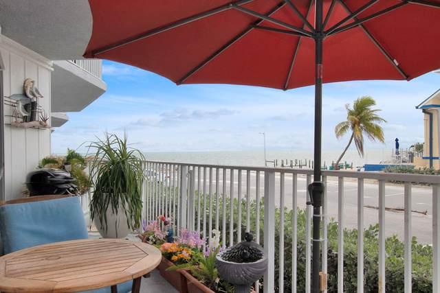 201 E Ocean Drive 3-101, Key Colony, FL 33051 (MLS #596904) :: BHHS- Keys Real Estate