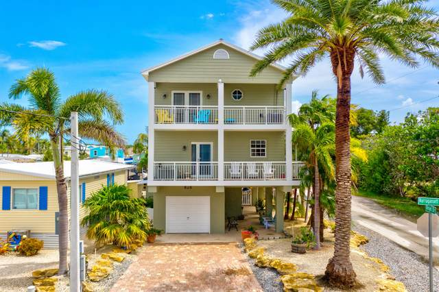 826 Boyd Drive, Key Largo, FL 33037 (MLS #596911) :: Coastal Collection Real Estate Inc.