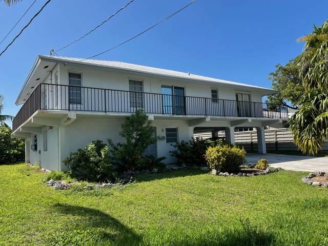 9 W Cypress Terrace, Key Haven, FL 33040 (MLS #596914) :: Key West Vacation Properties & Realty