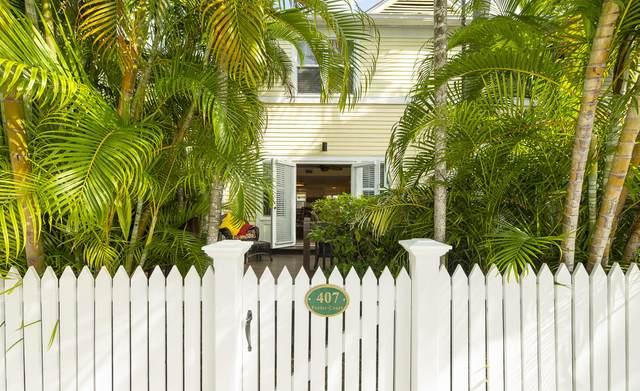 407 Porter Lane, Key West, FL 33040 (MLS #596916) :: Key West Vacation Properties & Realty