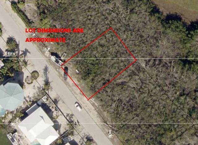 Vacant Land, Marathon, FL 33050 (MLS #596917) :: Jimmy Lane Home Team