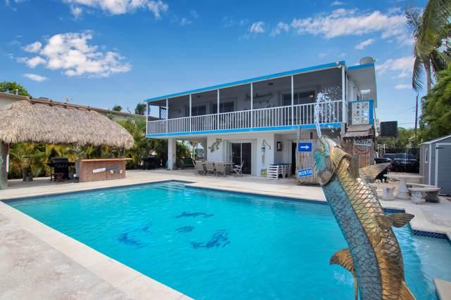181 Ocean Drive, Plantation Key, FL 33070 (MLS #596920) :: Key West Vacation Properties & Realty
