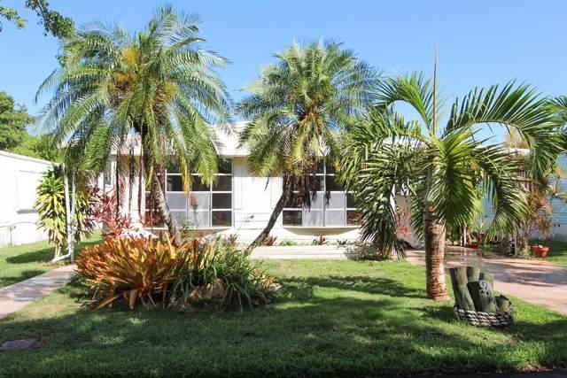 922 S Silver Circle Drive, Key Largo, FL 33037 (MLS #596923) :: Coastal Collection Real Estate Inc.
