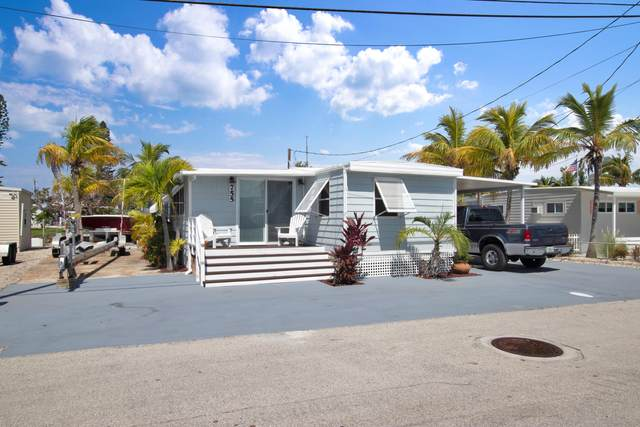 755 25th Street, Marathon, FL 33050 (MLS #596927) :: Jimmy Lane Home Team