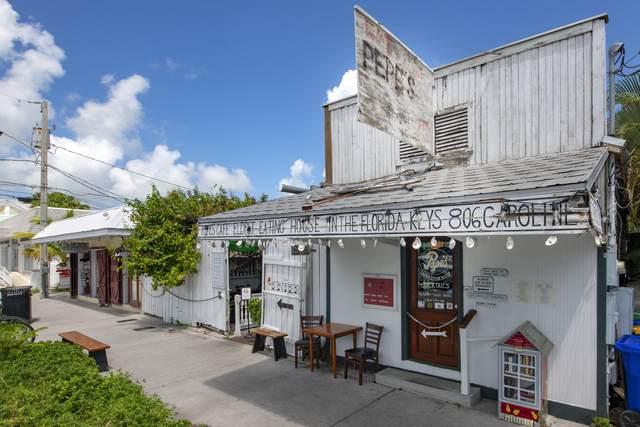 806 Caroline Street, Key West, FL 33040 (MLS #596929) :: Brenda Donnelly Group