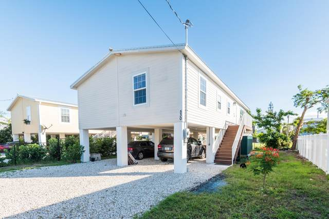 530 D Avenue, Big Coppitt, FL 33040 (MLS #596933) :: Key West Vacation Properties & Realty