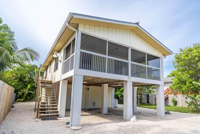 29951 Pine Channel Road, Big Pine Key, FL 33043 (MLS #597015) :: Jimmy Lane Home Team