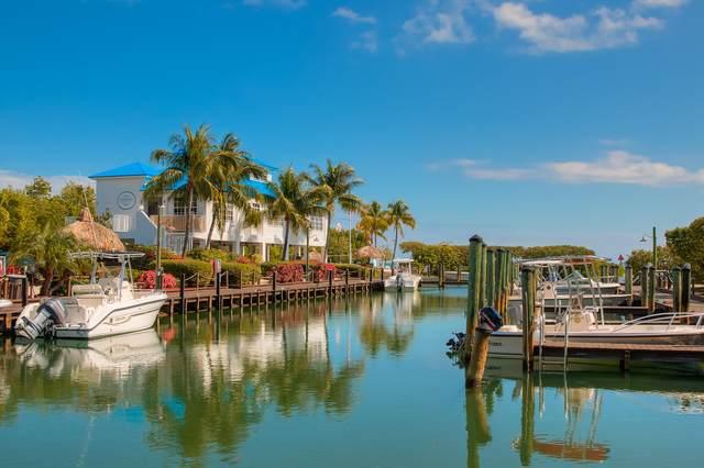 500 Burton Drive #1203, Key Largo, FL 33037 (MLS #597034) :: BHHS- Keys Real Estate