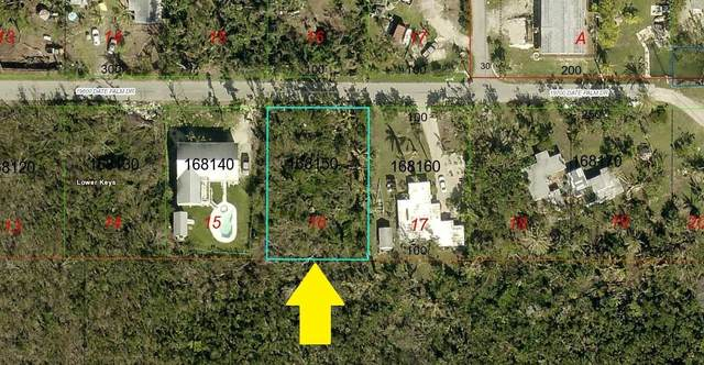 BK 1 LT 16 Date Palm Drive, Sugarloaf Key, FL 33042 (MLS #597036) :: Jimmy Lane Home Team