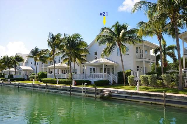 12399 Overseas Highway #21, Marathon, FL 33050 (MLS #597040) :: Key West Vacation Properties & Realty