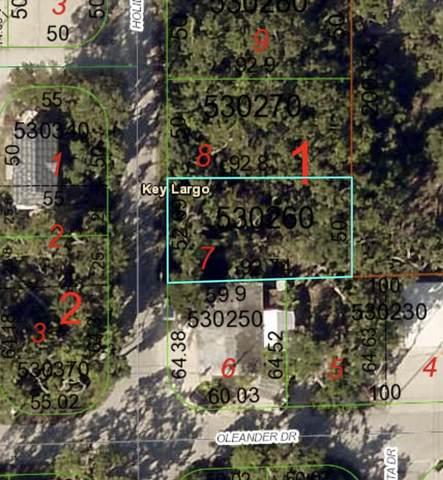 Holiday Boulevard, Key Largo, FL 33037 (MLS #597046) :: Infinity Realty, LLC