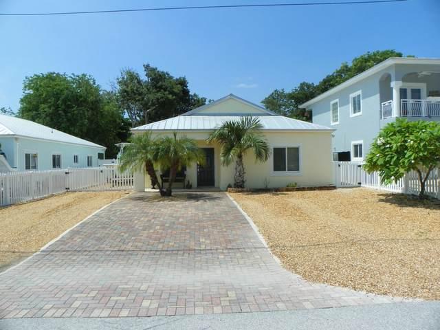 652 Cabrera Street, Key Largo, FL 33037 (MLS #597053) :: Infinity Realty, LLC