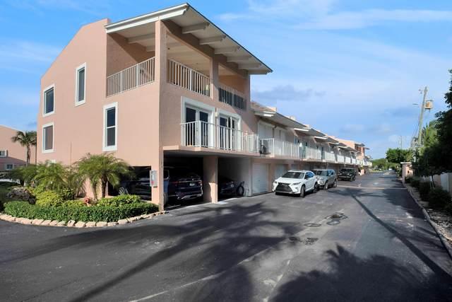 1501 Ocean Bay Drive B1 & Slip 6, Key Largo, FL 33037 (MLS #597103) :: Key West Luxury Real Estate Inc