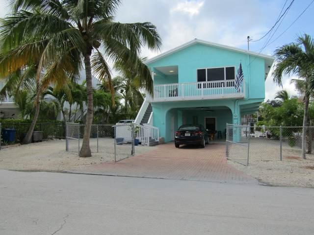 120 3 Lane, Key Largo, FL 33037 (MLS #597114) :: Key West Luxury Real Estate Inc