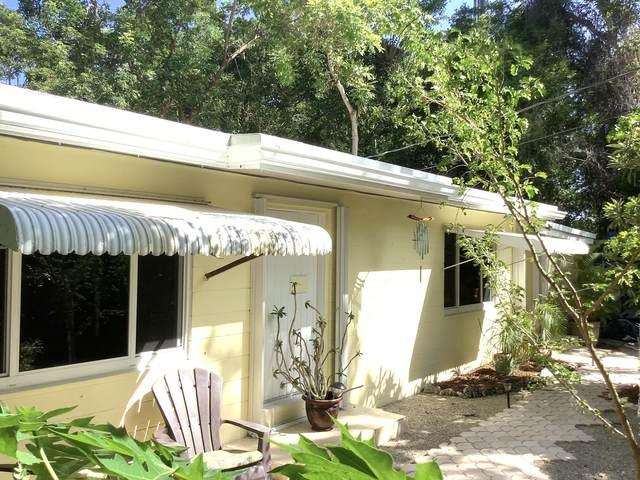 809 Largo Road, Key Largo, FL 33037 (MLS #597118) :: Key West Luxury Real Estate Inc