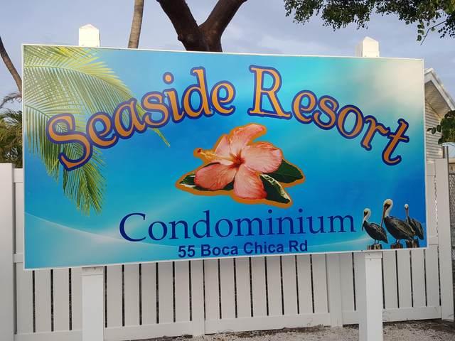 55 Boca Chica Road #5, Big Coppitt, FL 33040 (MLS #597124) :: Key West Vacation Properties & Realty