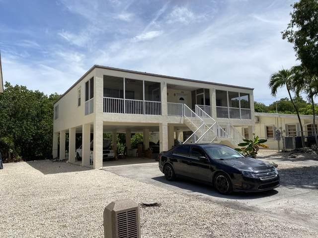 182 Casa Court Drive 182 & 184, Key Largo, FL 33037 (MLS #597142) :: Brenda Donnelly Group