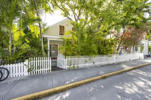 827 Elizabeth Street, Key West, FL 33040 (MLS #597191) :: Brenda Donnelly Group