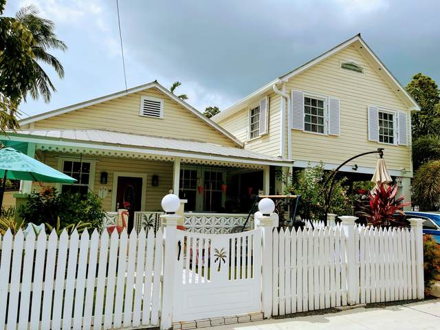 1421 United Street, Key West, FL 33040 (MLS #597195) :: Brenda Donnelly Group