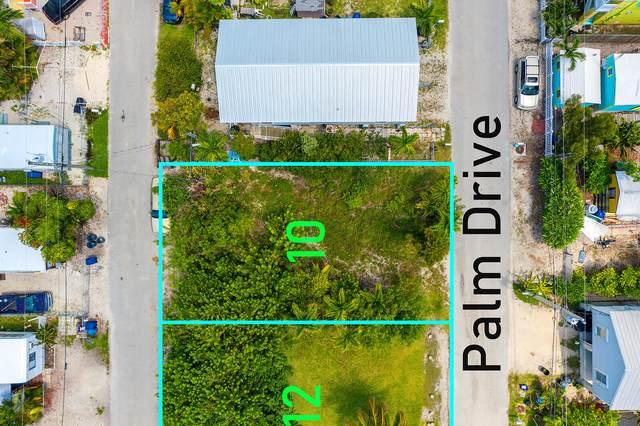 10 Palm Drive, Saddlebunch, FL 33040 (MLS #597199) :: KeyIsle Group